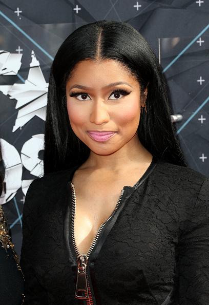 Nicki Minaj: Wardrobe Malfunction on Good Morning America