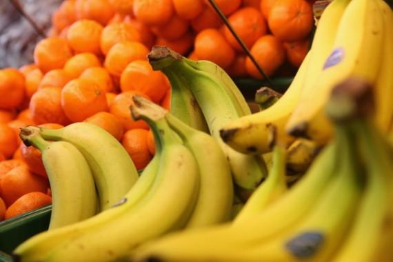 Bananas are rich in potassium