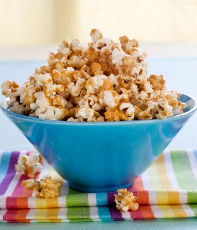 Popcorn contains polyphenols