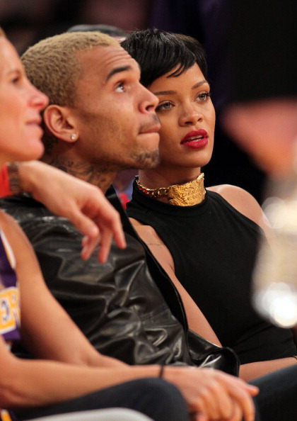 what happened with chris brown drake and rihanna