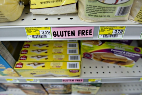 FDA Defines Gluten-Free in Food Labeling