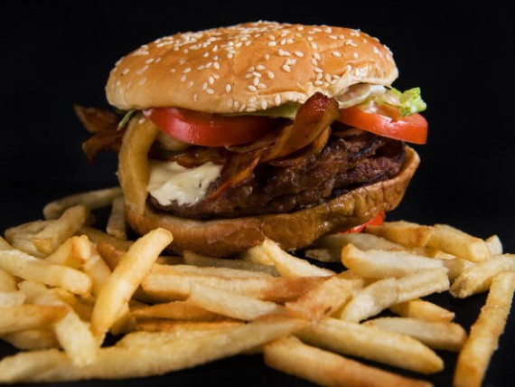 Burger King's 'Angry Triple Whopper'