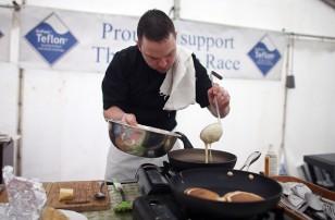 The Annual Olney Pancake Race