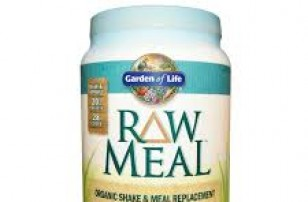 Garden of Life Raw Meal Organic Shake.