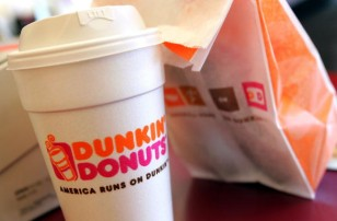 Dunkin' Donuts To Challenge Starbucks For Coffee Supremacy