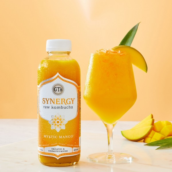 Food World News | GT's Living Foods - Mystic Mango