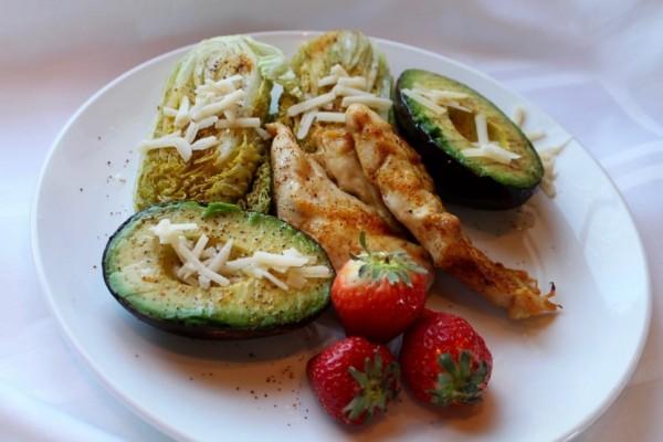 Avocado Platter