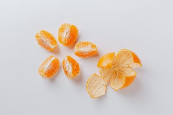 Citrus peels