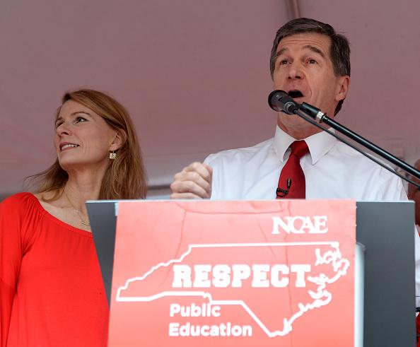 North Carolina Gov. Cooper Promotes Food Aid as Food Insecurity Rises