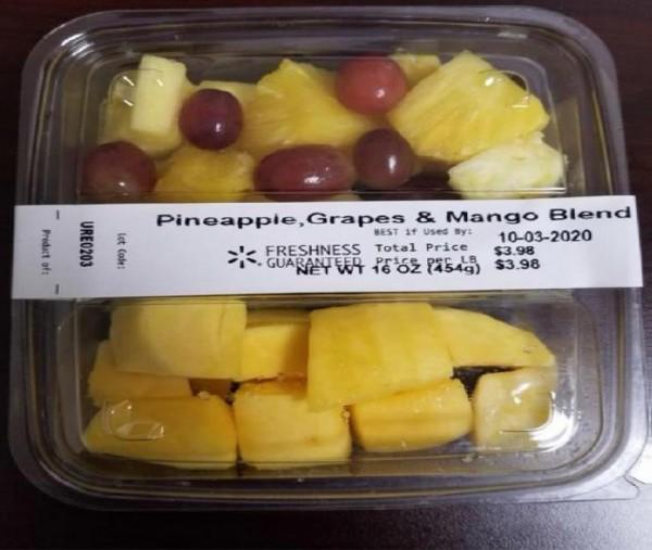 Listeria Contamination: FDA Recalls Variety of Fresh-Cut Fruits From Walmart Stores