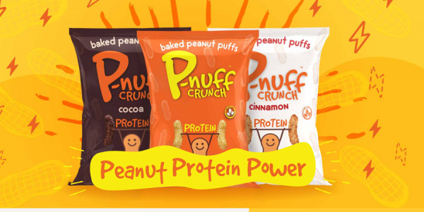 P-Nuff Crunch: NJ's Vegan & Gluten Free Healthy Snack Brand will Air on Shark Tank's  Season 12