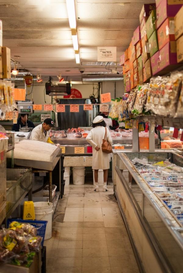 Frozen food packages, Coronavirus