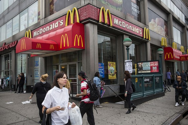 Breakfast Wars: Knowing Who Are The Fast Food Winners And Losers Amid The Pandemic