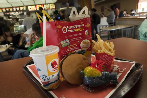 Proposed Maryland Law Aims For Healthier Happy Meals For Kids