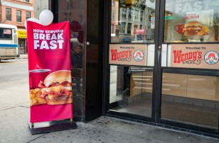 Wendy's Records Highest Same-Day Sales, Thanks to Its New Breakfast Menu
