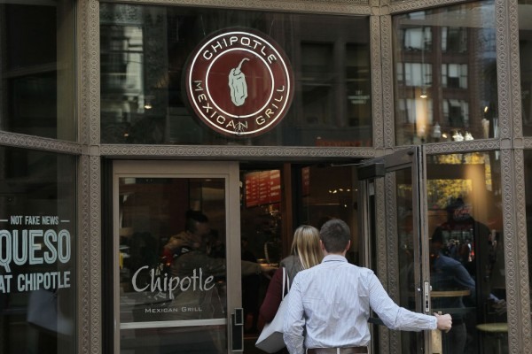 The First Chipotle 'Digital-Only' Restaurant Opens To Cater To Online Orders