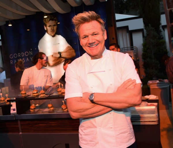A Burger Priced At $106 Will Take Center Stage At Gordon Ramsay's New Restaurant
