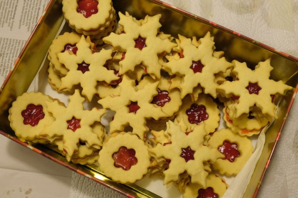 Holiday Cookie Idea Inspired from Around the World