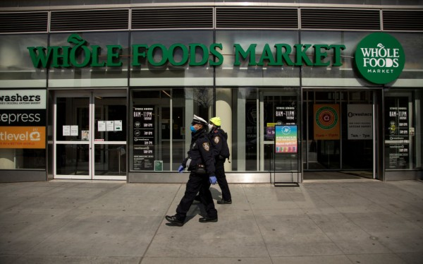 FDA Issues Warning to Whole Foods Market