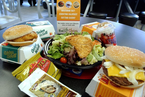 Healthy Fast Foods Side Effects: A Tip for Dieters