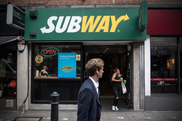 10% of Subway Store Closes Struggling Last Year Due to COVID-19