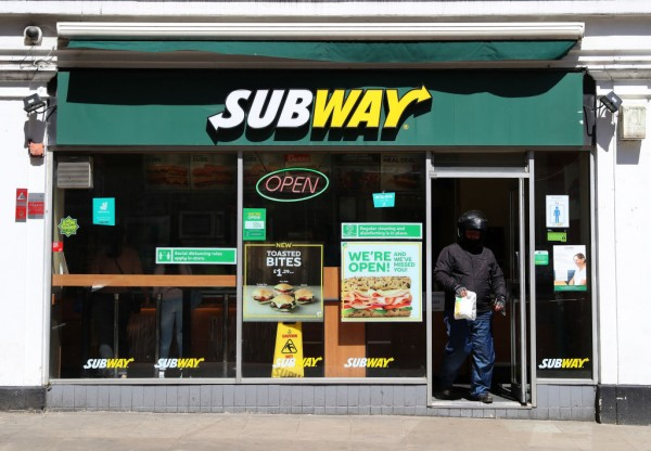 Lawsuit slams Subway for Alleged