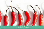 These powerful spices are natural aphrodisiacs with its tempting color and spiciness.