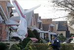 The Aero Commander 500 crashed into the house of the 80-year-old couple after take off from Midway airport on Tuesday.