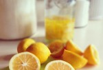Drinking Lemon water in the morning is a great way to kick off your day. It is a refreshing, healthy drink that is packed with all the nutrients that you wouldn't even think it contains.