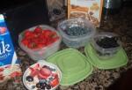 Berries against high blood pressure