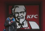 KFC in China, a Yum! Brands Inc. Chain
