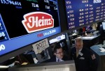 Heinz at NYSE