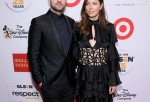 Justin Timberlake and Jessica Biel Lets Their Baby Silas Meet Santa for the First Time