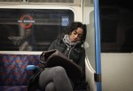 Commuter Sleeping