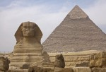 Leading Republican candidate for president former neurosurgeon Ben Carson believed that the pyramids were built for the purpose of grain silos.