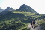 Hiking Across The Karwendel Mountain Range