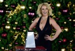 Britney Spears Christmas Tree-Lighting Ceremony At The LINQ Promenade