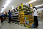 Those Empty Shelves Could Mean a Food Recall