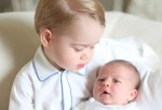 Healthy babies: Prince George and Princess Charlotte