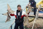 Australian Customs Apprehend Suspected Illegal Fishing Boat
