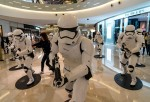 Imperial Stormtroopers Come To Shanghai Shopping Mall