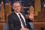 James McAvoy Visits 'The Tonight Show Starring Jimmy Fallon'