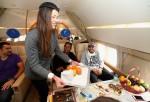 Gourmet Food During Flights