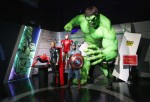 Madame Tussauds New York's Interactive Marvel Super Hero Experience