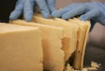Power stations now generate electricity with the help of the humble cheese.