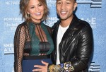 Chrissy Teigen with husband John Legend