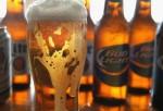 Bottles of Miller Lite and Bud Light beer that are products of SABMiller and Anheuser-Busch InBev