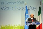 Food Waste was one of the pressing matters discussed during the World Food Day Conference