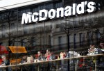 Champs Elysees McDonald's Reopens In Paris