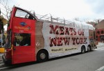 Arby's Meats Of New York Bus Tour